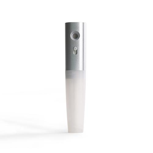 MISTUR  一機兩用 輕巧便攜 納米噴霧補水 保濕器 適用於桌面加濕 桌面香薰 (2入)