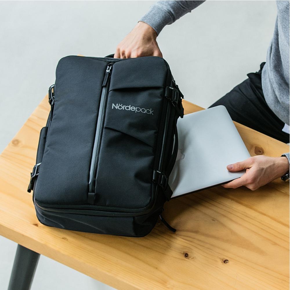 Nordepack|都市旅人萬用包 超過30種強大功能