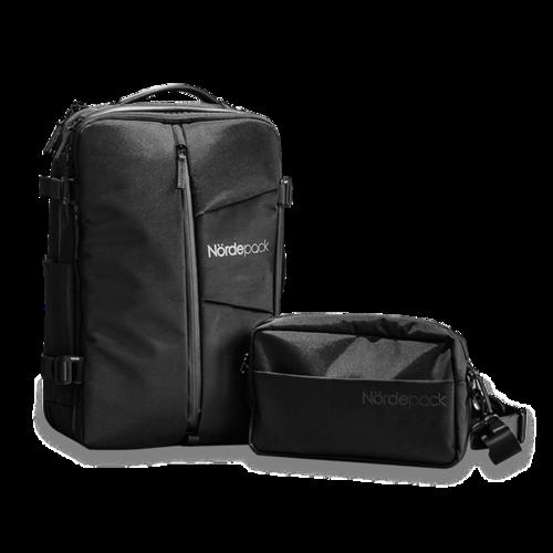Nordepack 都市旅人四合一COMBO組合(隨身包+後背包+肩背帶+收納袋)
