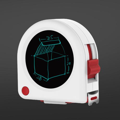 Smart Rülerr|LCD 智慧卷尺(搭配專屬手寫筆)