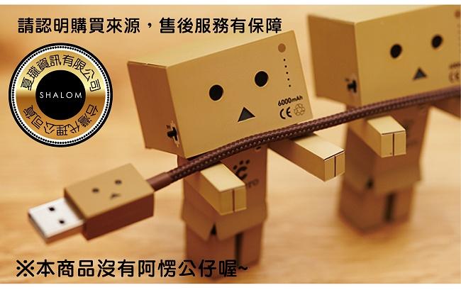 (複製)cheero | 阿愣Type-C充電線 (100公分)