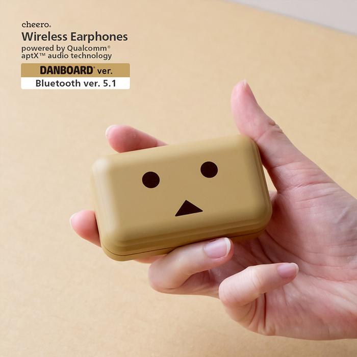 (複製)cheero 阿愣藍牙5.1真無線耳機