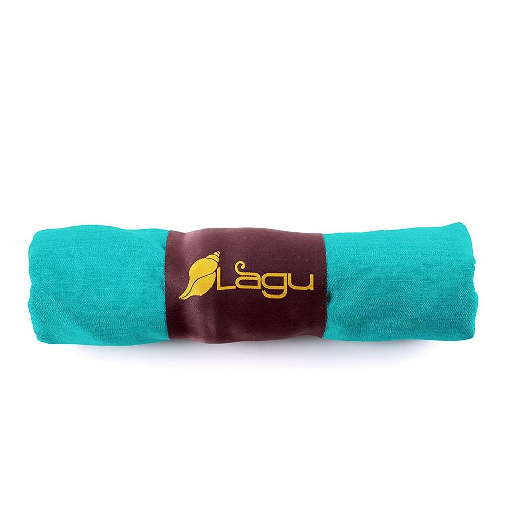 LAGU|沙灘專用快乾防沙毯 (碧綠)
