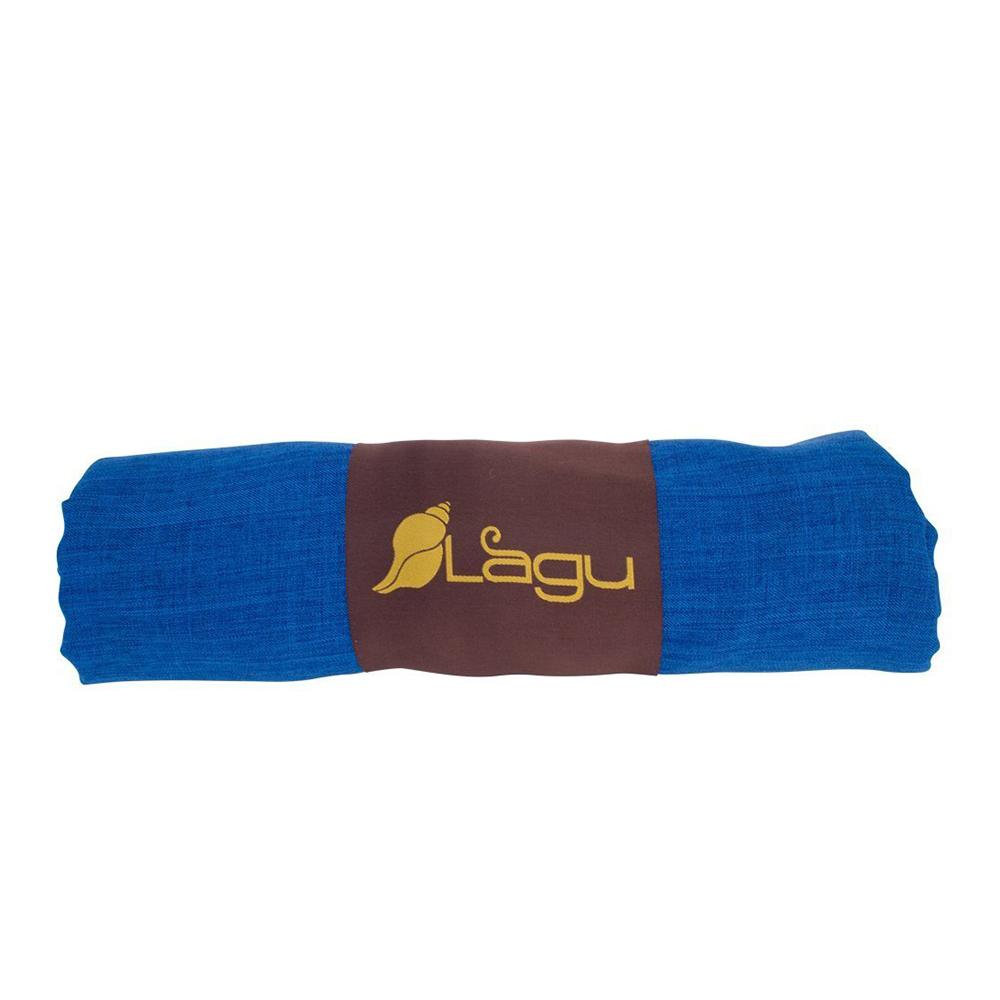 LAGU|沙灘專用快乾防沙毯 (軍藍)
