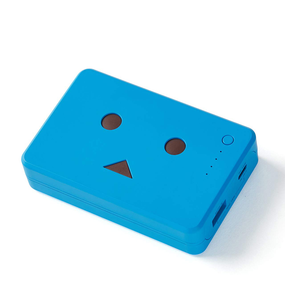cheero | PD快充 阿愣10050行動電源 - 泡泡藍