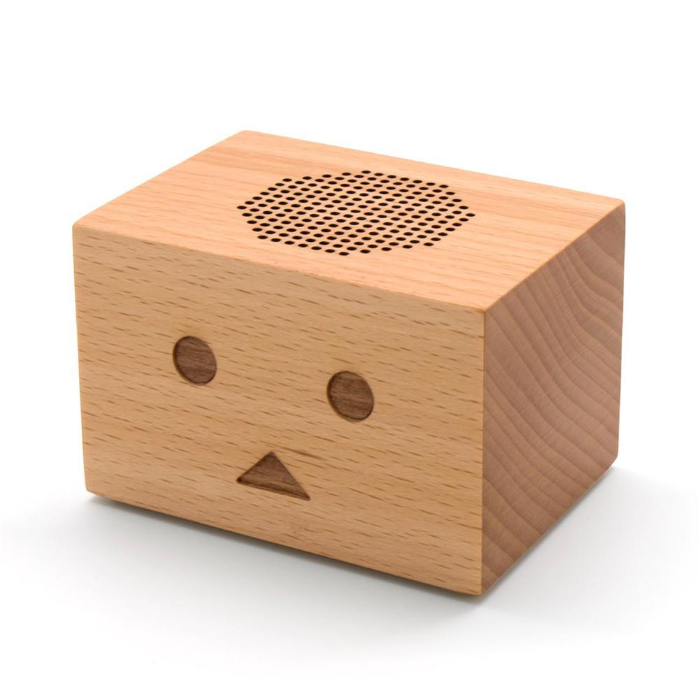 cheero | 阿愣藍牙無線木製喇叭