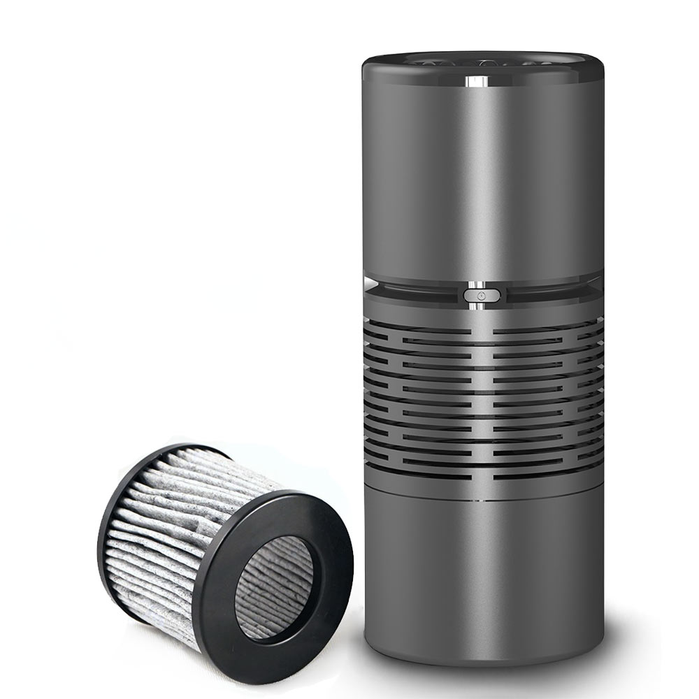 GOKI 三合一抗菌空氣淨化器(GA1001)+HEPA濾心組