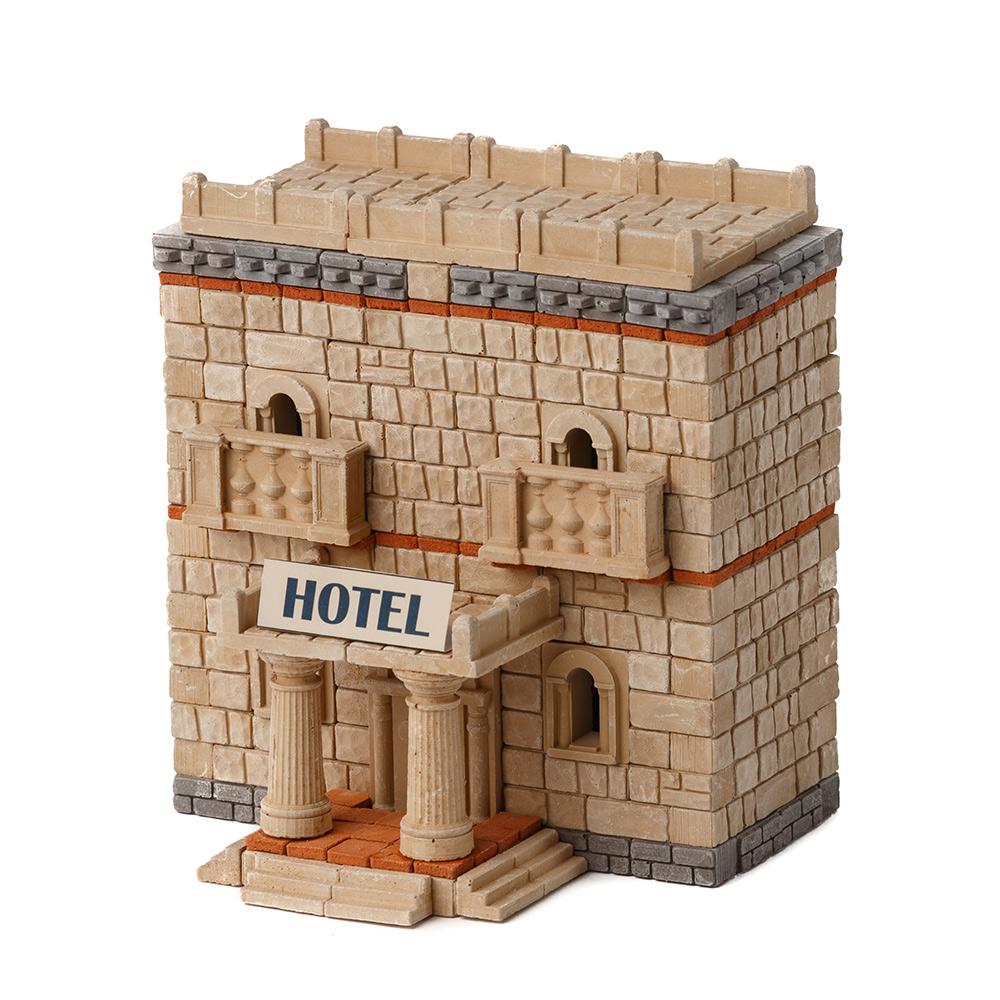 WISE ELK 天然陶瓷磚建築套裝 - 旅館
