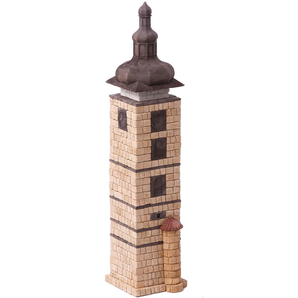WISE ELK 天然陶瓷磚建築套裝 - 捷克黑塔 480片