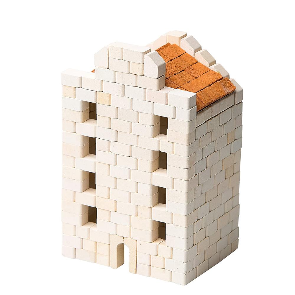 WISE ELK|天然陶瓷磚建築套裝 - 經典旅館 400片