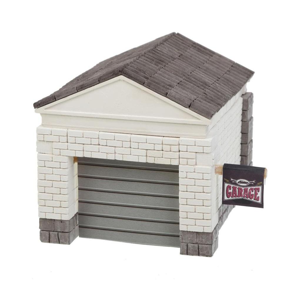 WISE ELK|天然陶瓷磚建築套裝 - 車庫 360片