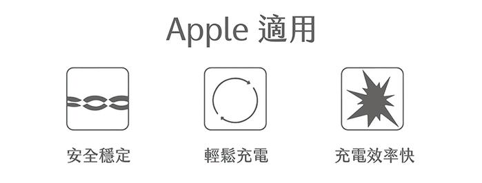 UI 韌意編 Type-c 充電線 閃耀銀 2.0M