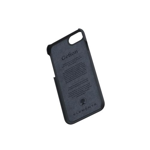 Nordic Elements| iPhone 北歐木材設計手機殼 ・Gefion (核桃)
