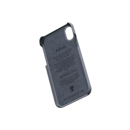 Nordic Elements|iPhone 北歐布藝設計手機殼 ・Idun (米白灰)