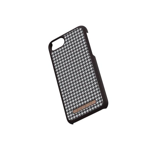 Nordic Elements|iPhone 北歐布藝設計手機殼・Idun (千鳥紋-經典)