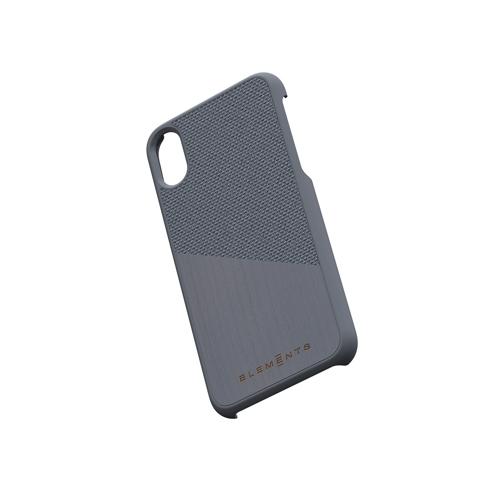 Nordic Elements|iPhone 北歐雙材質設計手機殼・Hel (灰楓木)