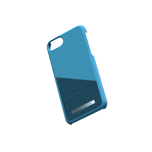 Nordic Elements iPhone 北歐布藝設計手機殼・Freja (藍綠)
