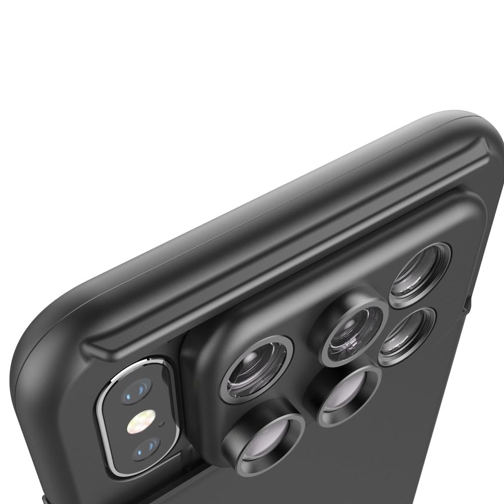 SHIFTCAM | 2.0  6合1 旅行攝影組 - iPhone XS Max