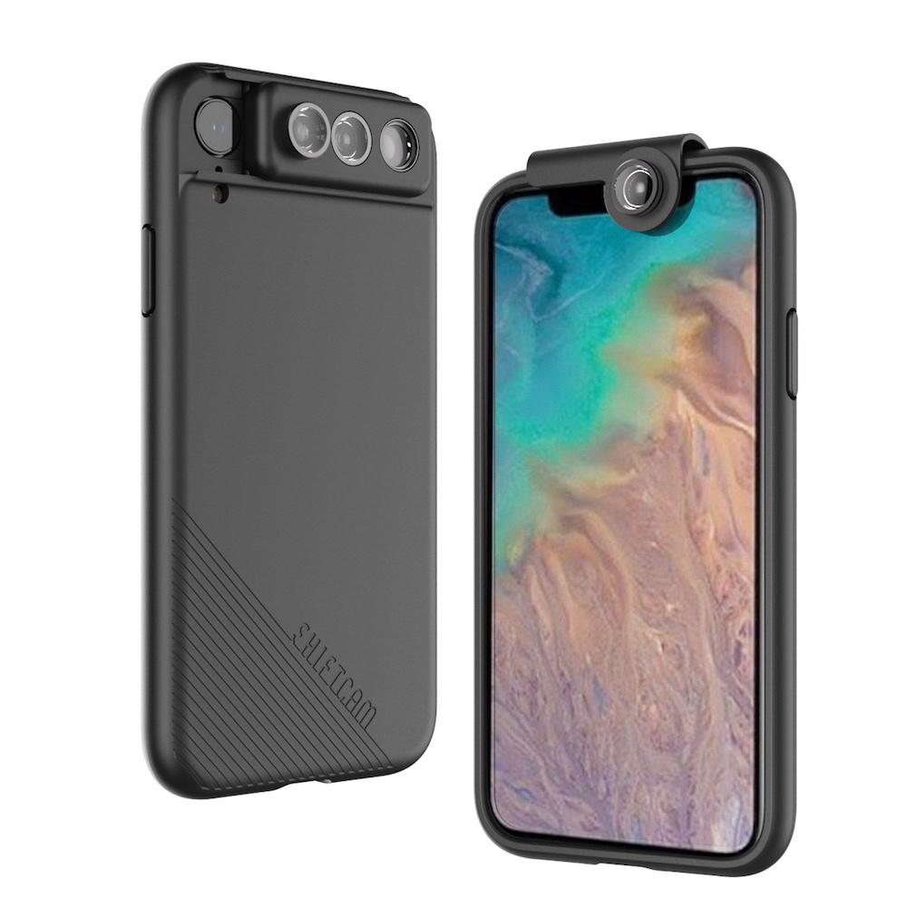 SHIFTCAM | 2.0  3合1 旅行攝影組 - iPhone XR (加贈 iPhone 充電線鑰匙圈)