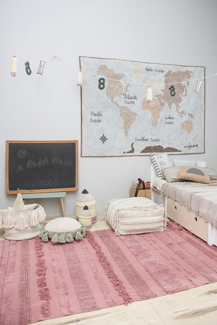(複製)Lorena Canals|校園時光地毯(筆記本)