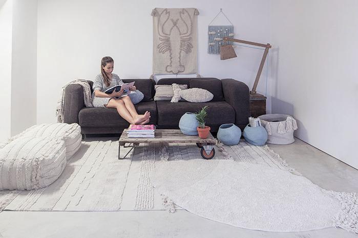 (複製)Lorena Canals 柔麗紡|龍蝦門把掛飾