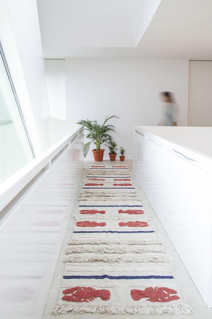 Lorena Canals|龍蝦迷你地毯