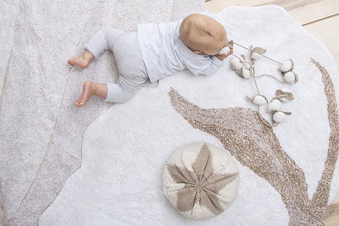 (複製)Lorena Canals 柔麗紡|棉鈴花圈掛飾