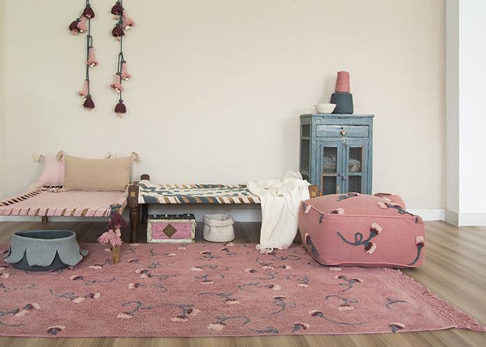 (複製)Lorena Canals 柔麗紡|棉鈴藤蔓地毯