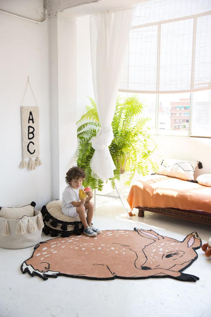(複製)Lorena Canals 柔麗紡|佩斯里花園地毯(情感)