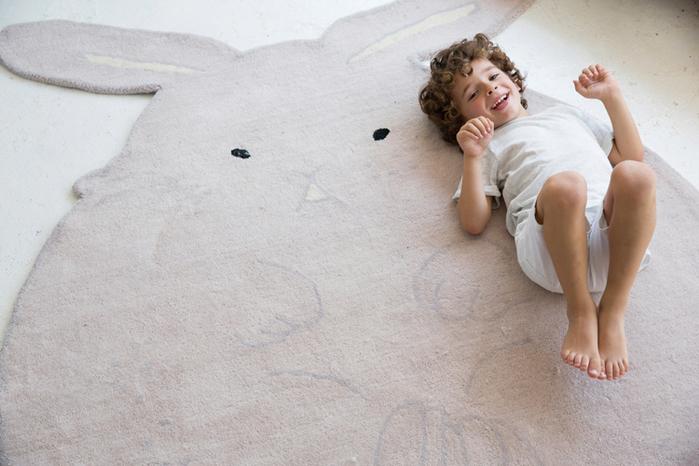 (複製)Lorena Canals 柔麗紡|貝拉小鹿地毯