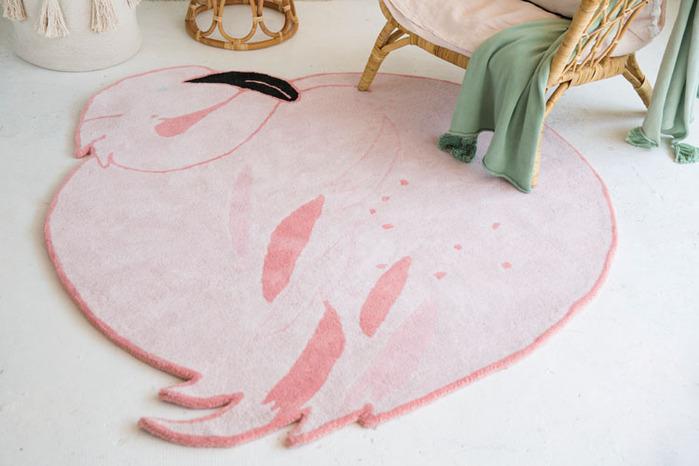 (複製)Lorena Canals 柔麗紡|俏比圓兔地毯