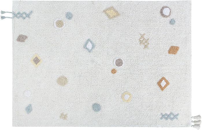 (複製)Lorena Canals 柔麗紡|糖果星球地毯(莓果粉)
