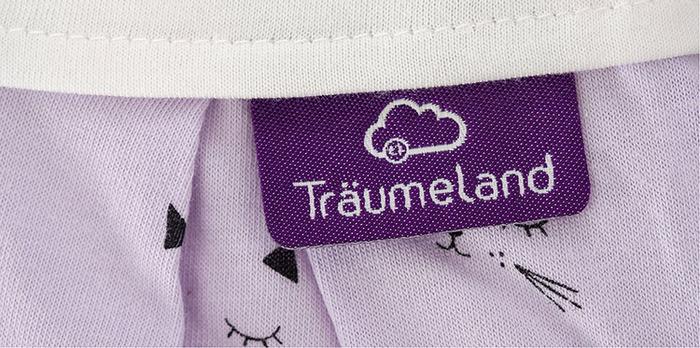 (複製)奧地利璀夢地 Träumeland│深呼吸嬰兒睡袋-甜夢小兔