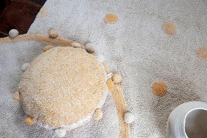 (複製)Lorena Canals 柔麗紡|永晝光圈地毯-日落粉