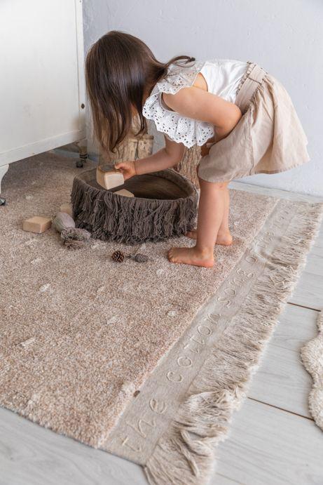 Lorena Canals 柔麗紡 森林之韻交響曲地毯-朝霞