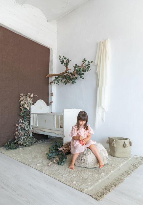 Lorena Canals 柔麗紡 森林之韻交響曲地毯-綠野