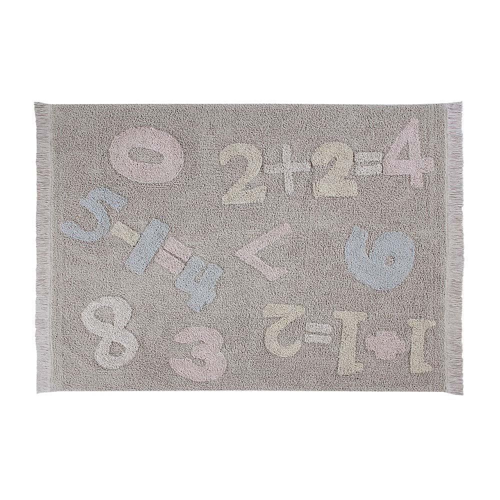 Lorena Canals 柔麗紡|校園時光地毯(數學)