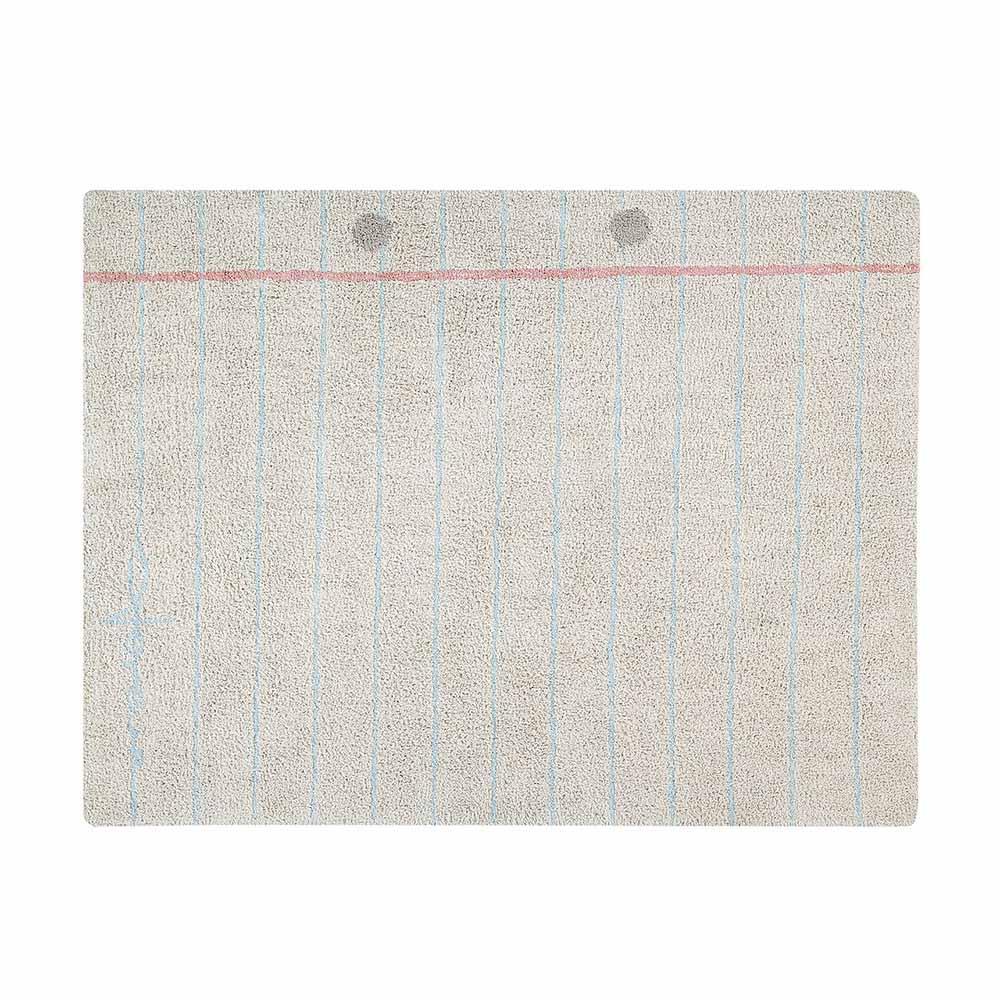 Lorena Canals|校園時光地毯(筆記本)