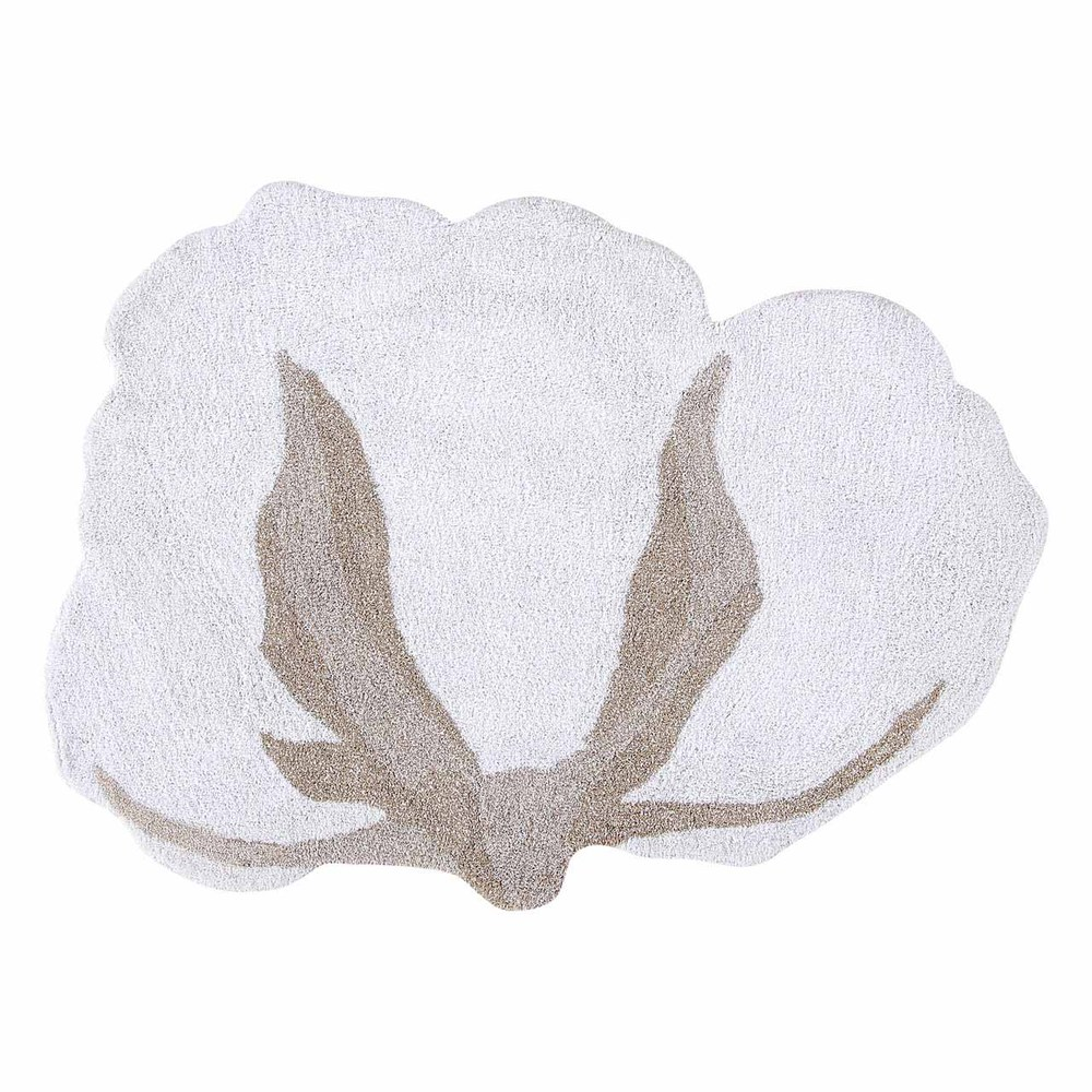 Lorena Canals 柔麗紡|棉花糖霜地毯