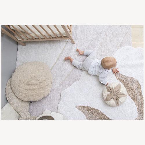 Lorena Canals 柔麗紡|棉鈴針織靠枕