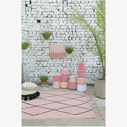 Lorena Canals 柔麗紡|北非夢境地毯-粉妃夕陽