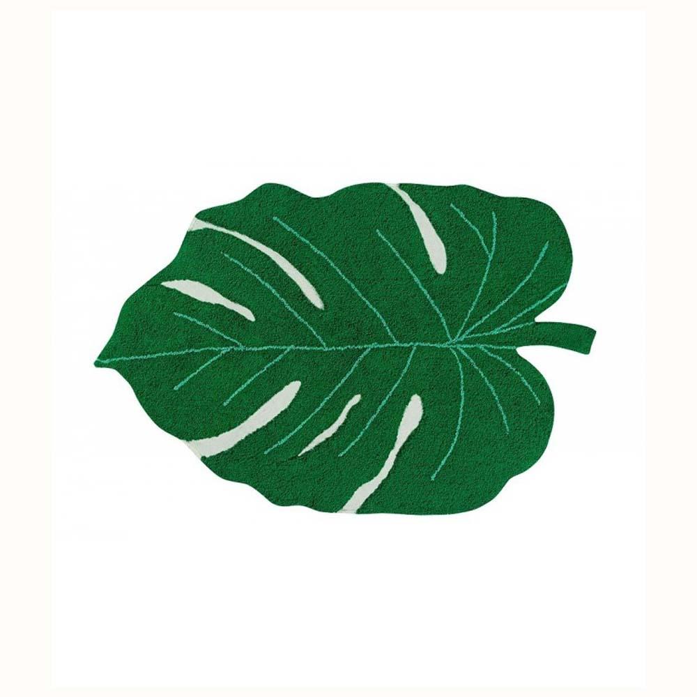 Lorena Canals 柔麗紡|熱帶假期地毯-熱帶雨林