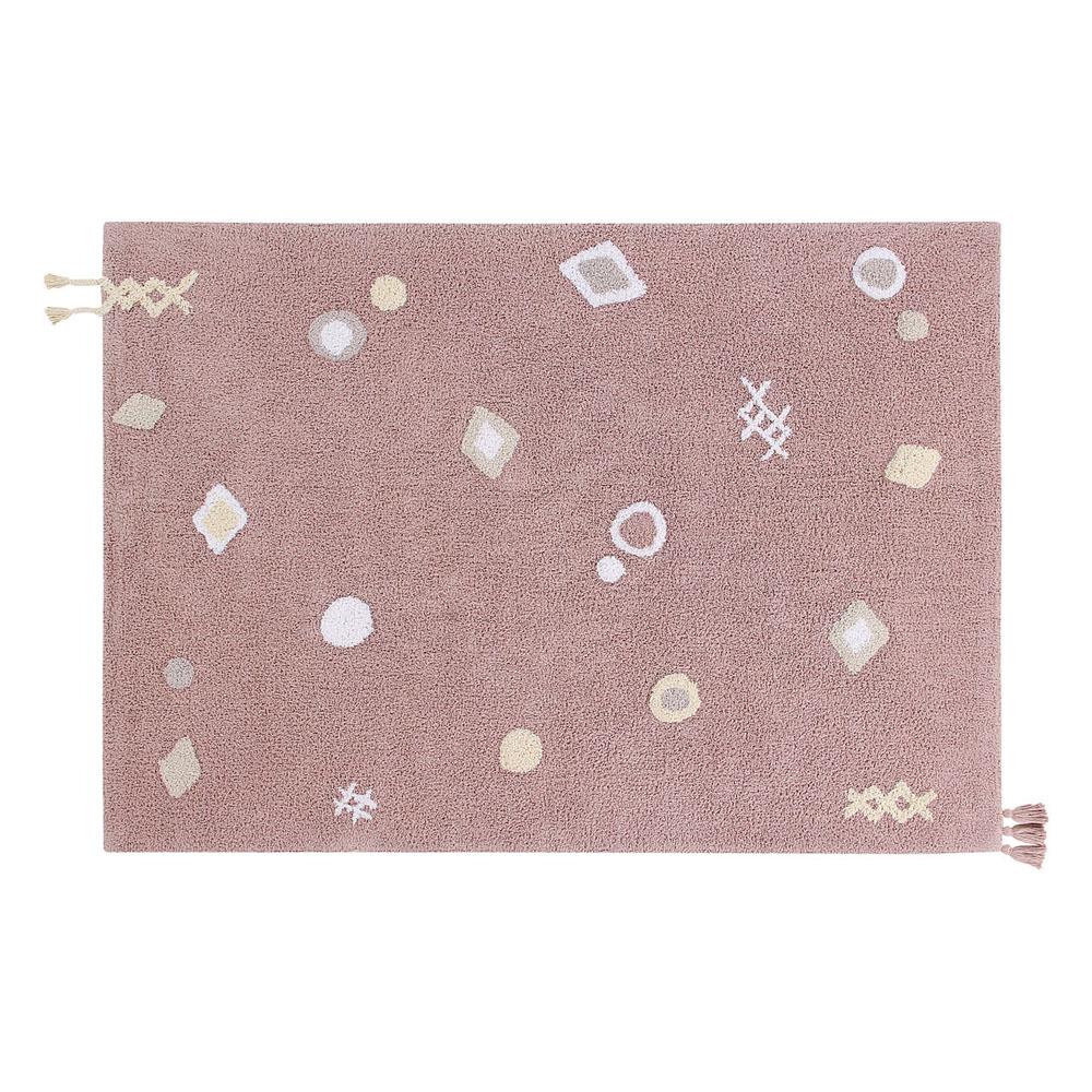 Lorena Canals 柔麗紡|糖果星球地毯(莓果粉)