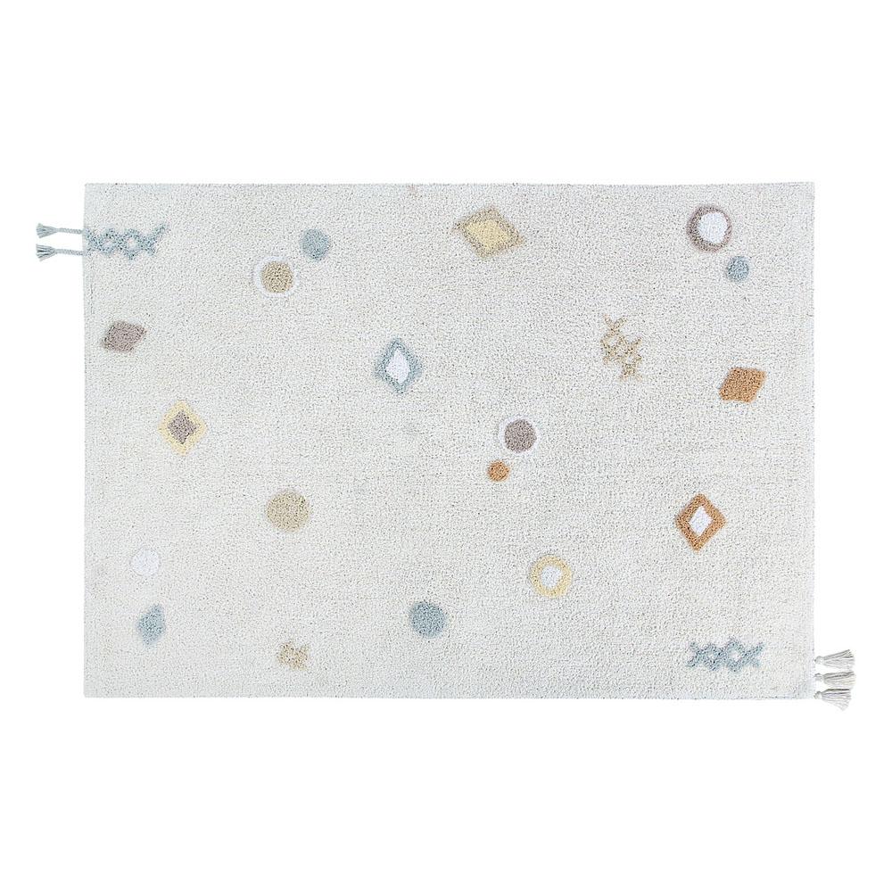 Lorena Canals 柔麗紡|糖果星球地毯(牛奶白)