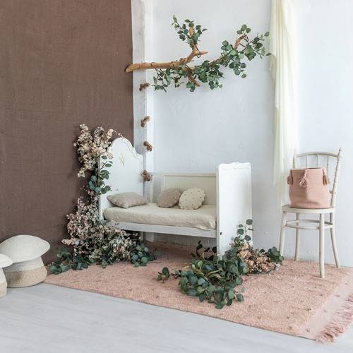 Lorena Canals 柔麗紡|森林之韻交響曲地毯-里櫻