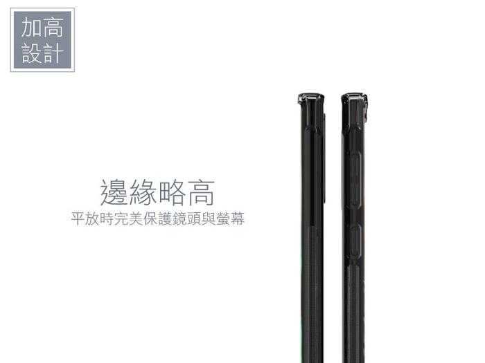 SEIDIO|四角氣墊輕透手機保護殼for Samsung Galaxy Note 10-OPTIK™