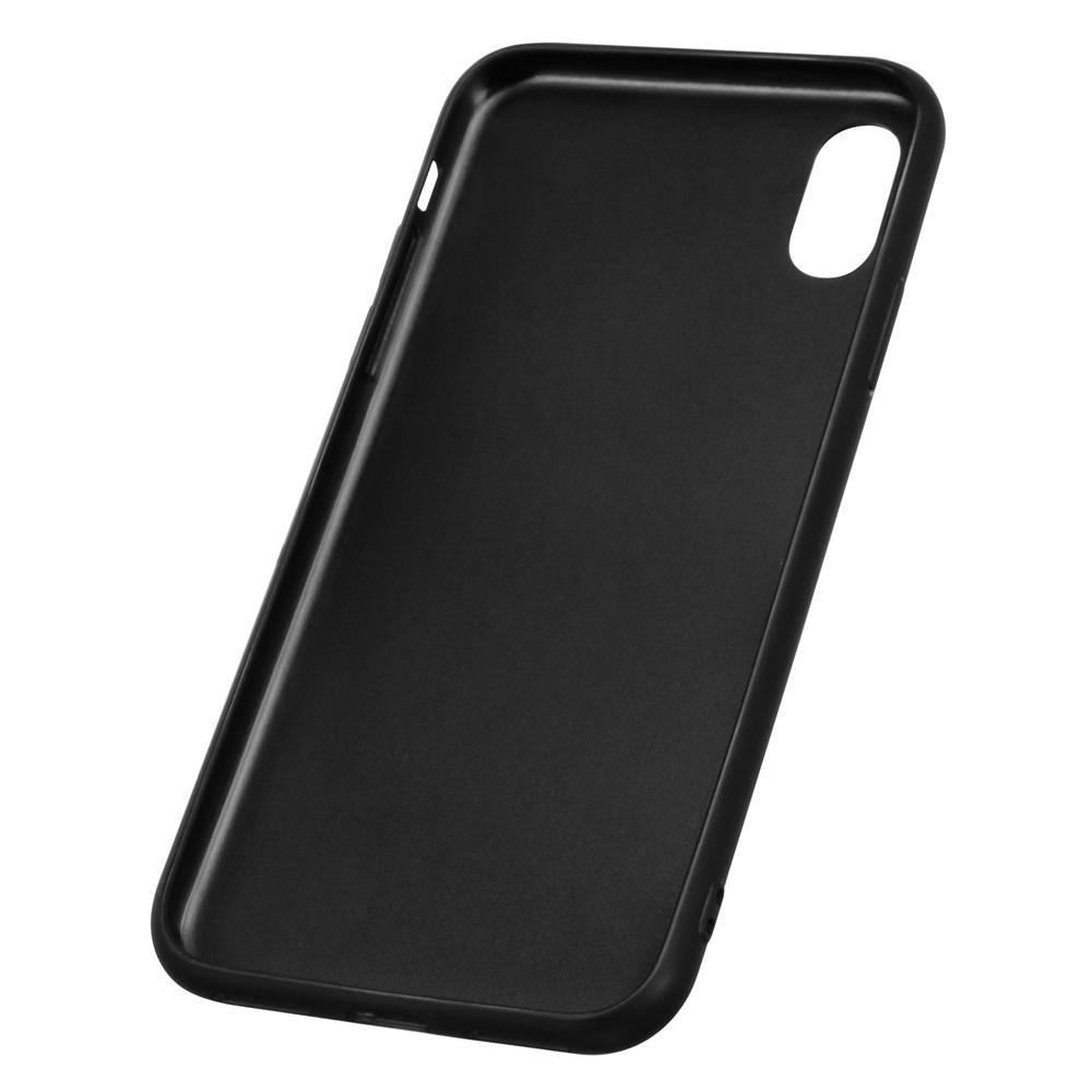 SEIDIO|極簡皮革手機殼/保護殼 for Apple iPhone X-EXECUTIVE(紳士黑)