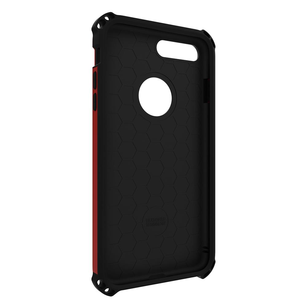 SEIDIO|軍規級四角防摔手機殼/保護殼 for Apple iPhone 7 Plus / 8 Plus-DILEX(熱情紅)