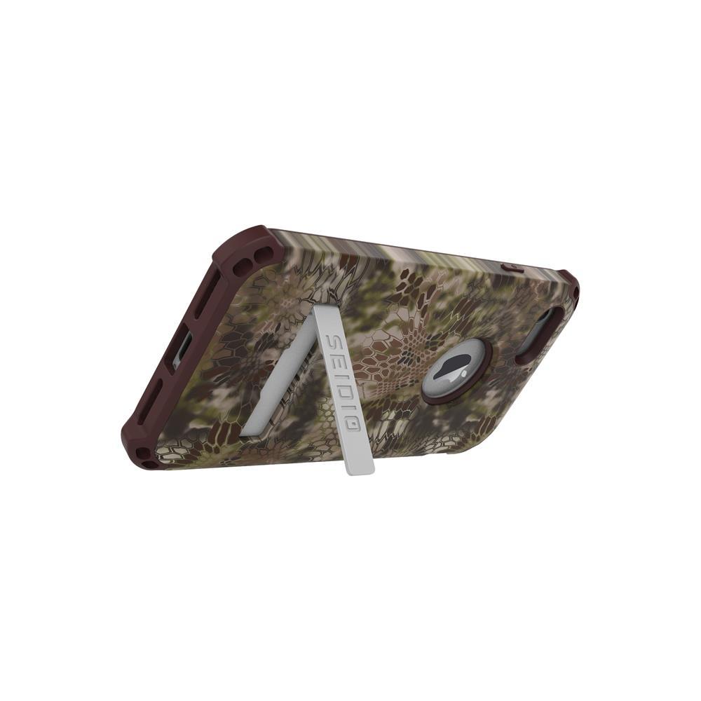 SEIDIO|軍規級四角防摔手機殼/保護殼 for Apple iPhone 7/8-DILEXx KRYPTEK(荒野戰士)