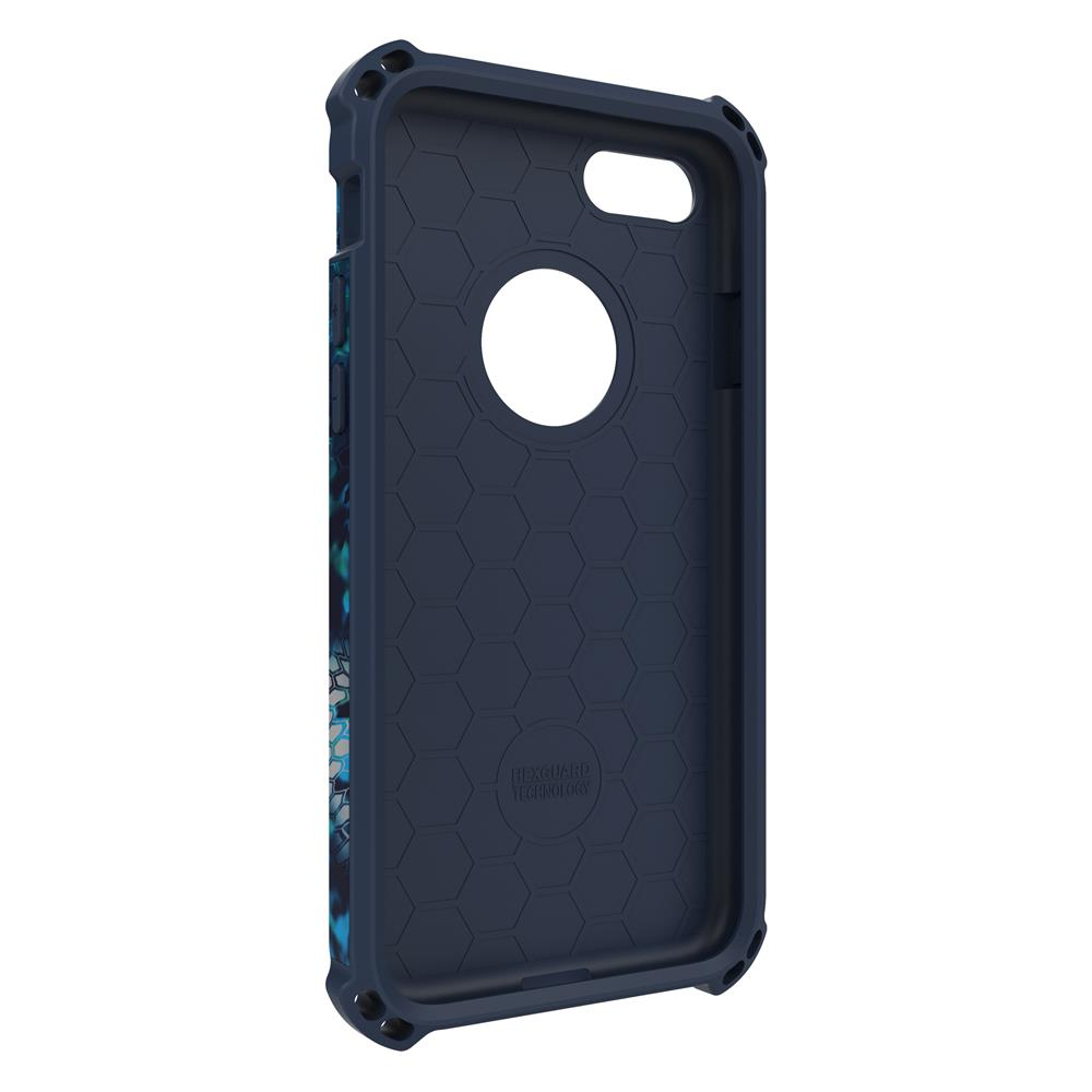SEIDIO 軍規級四角防摔手機殼/保護殼 for Apple iPhone 7/8-DILEXx KRYPTEK(巨浪海神)
